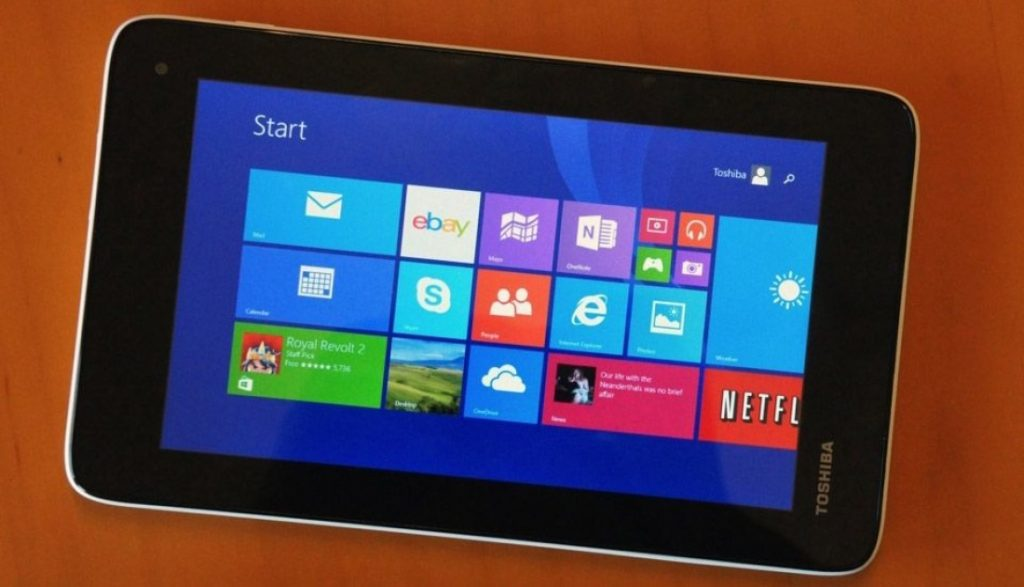 How to Charge A Toshiba Tablet Without A Charger