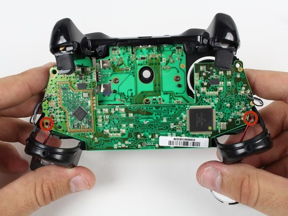 Sticky Buttons on Xbox Controller