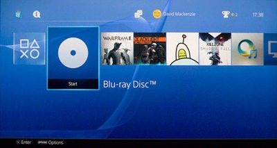 How to Play DVD on PS4 without internet