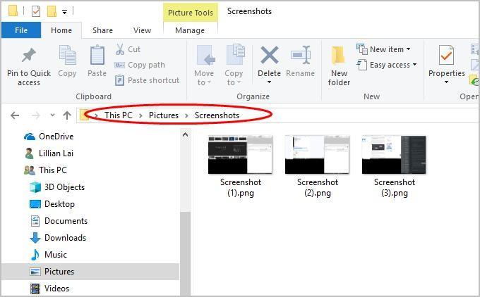 How to Screenshot on Toshiba Satellite C55