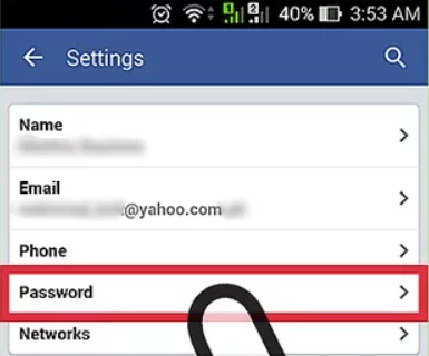 How Do You Change Your Password on Messenger