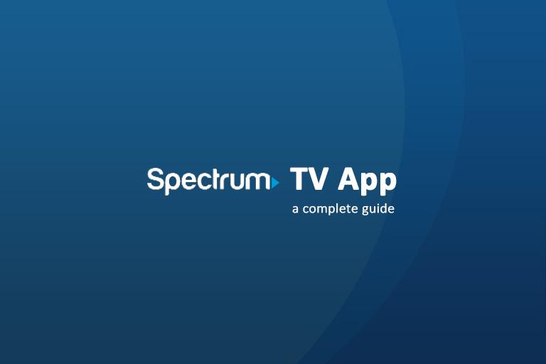 How to Cast Spectrum App to Chromecast